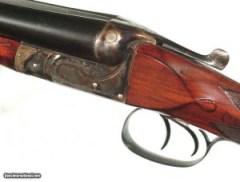 12 gauge Holland & Holland boxlock ejector shotgun