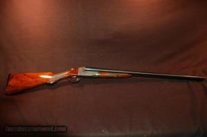 16g Ithaca Flues Grade 2E Double Barrel Shotgun