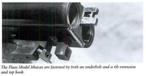 Ithaca Flues Double Barrel Shotgun