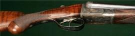 20 gauge Francotte 14 E Double Barrel Shotgun