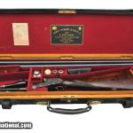 12 gauge Purdey double barrel shotgun, 1931