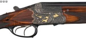 Otto Seelig 12 gauge Over/Under double barrel Shotgun