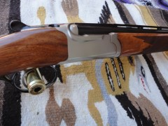 Ruger Red Label 20 gauge Over & Under Double Barrel Shotgun