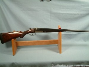 20 gauge Charles Daly Daimond Grade Double Barrel Shotgun