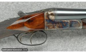 12g Francotte Knockabout Double Barrel Shotgun
