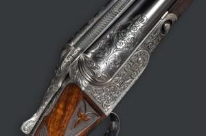 12 gauge Parker A-1 Special Dside-by-side shotgun, 2 barrel set