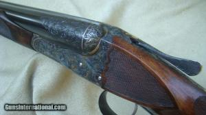 CSMC Fox DE 20 gauge shotgun
