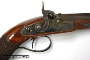 Fantastic Purdey Dueling Pistol, 1 of a pair