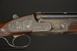 Boss & Co, 20 gauge over-under shotgun