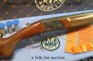 "Beretta 12 gauge 686 Onyx, 3 1/2"" chambers, 28"" bbls"