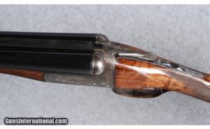 12 gauge Remington FE Trap Gun, side-by-side, double barrel shotgun