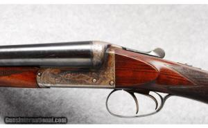 12 gauge John Harper Boxlock side-by-side