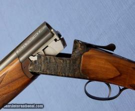 12 gauge Perazzi Game Gun, Over Under Shotgun