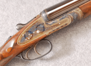Post 1989, 12 gauge Westley Richards side-by-side shotgun
