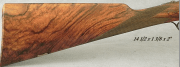 1964 12 gauge Westley Richards side-by-side shotgun