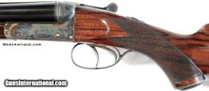 Westley Richards. .275 Side-by-Side Double Rifle