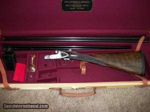 """.410 Auguste Francotte Side-by-Side shotgun, 30"""" Barrels"""