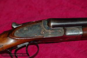 """20 gauge L.C. Smith Field, Double Barrel Shotgun, 30"""" barrels, Ejectors"""