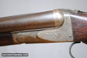"FOX STERLINGWORTH 16 GAUGE WITH 28"" BARRELS"