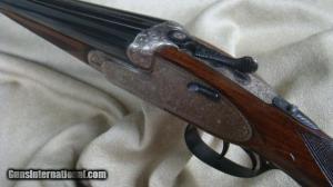 Pedro Arrizabalaga 20 gauage Double Barrel Side-by-Side Shotgun