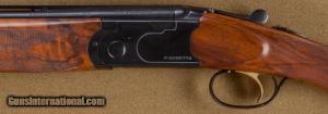 Beretta Orvis Uplander 28 Gauge Double Barrel Over Under Shotgun
