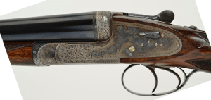 12 gauge Holland & Holland Royal Ejector Double Barrel Side by Side Shotgun
