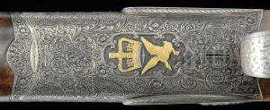 12 gauge Charles Daly Regent Diamond Grade Single Barrels 12 gauge Trap Shotgun