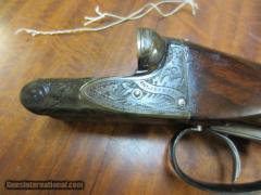 Minty A.H. Fox A-grade 20 gauge Double Barrel Side-by-Side Shotgun