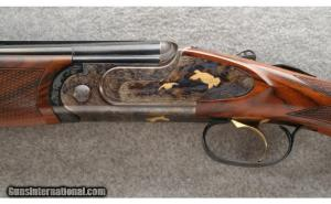 FAIR 16 gauge double barrel O/U shotgun