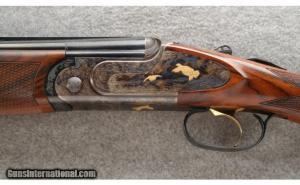 FAIR 16 gauge double barrel O/U shotgun