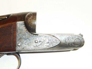 20 gauge A.H. Fox CE Grade Double Barrel SxS Shotgun