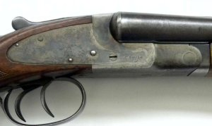 20 gauge L.C. Smith Field double barrel Side by Side Shotgun
