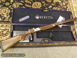 "Beretta SV-10 Prevail III 12ga. 32"" Sporting Clays gun"