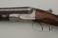 20 gauge Charles Daly Prussian/Lindner Double Barrel Side-by-Side Shotgun