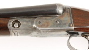 28 gauge Parker CHE double barrel SxS shotgun, OO frame