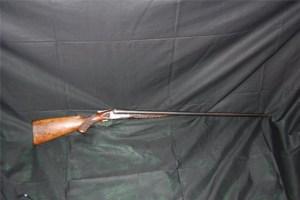 """12 gauge A.H. Fox CE Grade SxS, 32"""" bbls"""