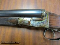 20g W.W. Greener FH35 double barrel shotgun, excellent original condition