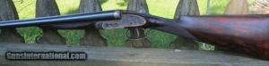 12 gauge James Purdey & Sons Double Barrel, SxS Shotgun