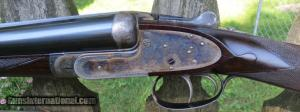 12 gauge James Purdey & Sons Double Barrel, SxS Shotgun