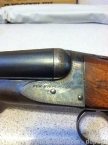 Utica Sterlingworth 16 gauge Double Barrel Shotgun