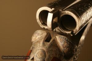 "AH FOX DE SPECIAL 20GA Double Barrel Shotgun-- 26"" MOD/FULL -- KRUPP FLUID STEEL"