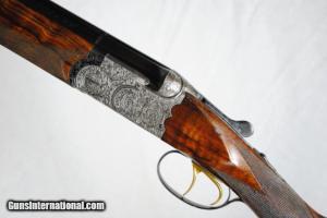 """Beretta AS EELL Double Barrel Over-Under 20 gauge, 27 1/2"""" bbls"""