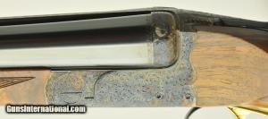 Armes De Luxe Masqulier Liege 12ga SxS (Paul Jaeger Import)