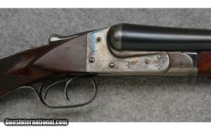 Ithaca #2 Pigeon Gun, 12 Gauge, Double Barrel Shotgun