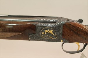 Browning Superposed Midas Grade over/under double barrel shotgun