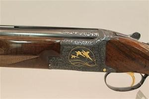 Browning Superposed Midas Grade over/under double barrel shotgun