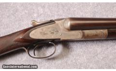 LC Smith 3E SxS 12 Gauge Pigeon Shotgun