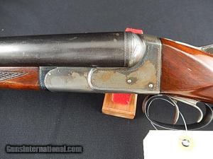 "ITHACA NID FIELD MAGNUM Double Barrel Shotgun, 3 1/2"" 10 GAUGE"