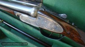 Purdey 20 Gauge SxS Double Barrel Shotgun
