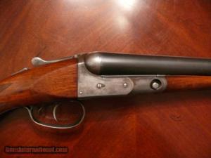 """Parker VH 12 ga, 28"""" barrels on a 1 ½ frame:"""